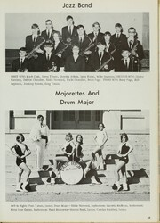 Page 73, 1968 Edition, Dade County High School - Wildcat Yearbook (Trenton, GA) online yearbook collection