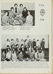 Page 77, 1968 Edition, Dade County High School - Wildcat Yearbook (Trenton, GA) online yearbook collection