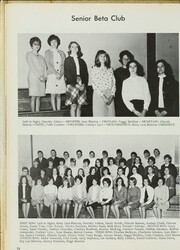 Page 78, 1968 Edition, Dade County High School - Wildcat Yearbook (Trenton, GA) online yearbook collection