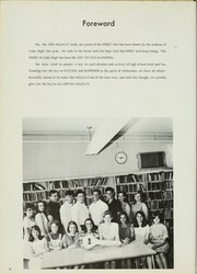 Page 8, 1968 Edition, Dade County High School - Wildcat Yearbook (Trenton, GA) online yearbook collection
