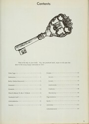 Page 9, 1968 Edition, Dade County High School - Wildcat Yearbook (Trenton, GA) online yearbook collection