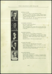 Page 12, 1935 Edition, Brunswick High School - Orange Black Yearbook (Brunswick, ME) online yearbook collection