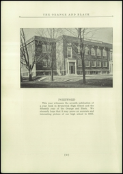 Page 6, 1935 Edition, Brunswick High School - Orange Black Yearbook (Brunswick, ME) online yearbook collection