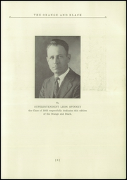 Page 7, 1935 Edition, Brunswick High School - Orange Black Yearbook (Brunswick, ME) online yearbook collection