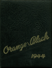 Page 1, 1944 Edition, Brunswick High School - Orange Black Yearbook (Brunswick, ME) online yearbook collection