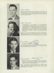 Page 17, 1944 Edition, Brunswick High School - Orange Black Yearbook (Brunswick, ME) online yearbook collection