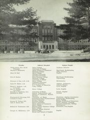 Page 6, 1944 Edition, Brunswick High School - Orange Black Yearbook (Brunswick, ME) online yearbook collection
