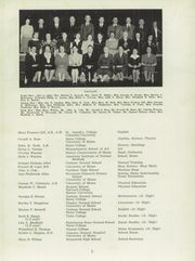 Page 7, 1944 Edition, Brunswick High School - Orange Black Yearbook (Brunswick, ME) online yearbook collection