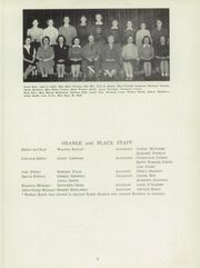 Page 9, 1944 Edition, Brunswick High School - Orange Black Yearbook (Brunswick, ME) online yearbook collection