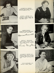 Page 12, 1950 Edition, Brunswick High School - Orange Black Yearbook (Brunswick, ME) online yearbook collection