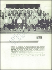 Page 11, 1957 Edition, Brunswick High School - Orange Black Yearbook (Brunswick, ME) online yearbook collection