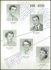Page 12, 1957 Edition, Brunswick High School - Orange Black Yearbook (Brunswick, ME) online yearbook collection