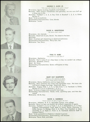 Page 14, 1957 Edition, Brunswick High School - Orange Black Yearbook (Brunswick, ME) online yearbook collection