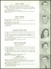 Page 17, 1957 Edition, Brunswick High School - Orange Black Yearbook (Brunswick, ME) online yearbook collection