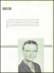Page 9, 1957 Edition, Brunswick High School - Orange Black Yearbook (Brunswick, ME) online yearbook collection