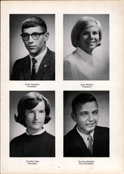 Page 17, 1965 Edition, Brunswick High School - Orange Black Yearbook (Brunswick, ME) online yearbook collection