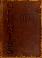 University of Mississippi - Ole Miss Yearbook (Oxford, MS) online yearbook collection, 1913 Edition, Page 1