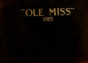 University of Mississippi - Ole Miss Yearbook (Oxford, MS) online yearbook collection, 1915 Edition, Page 1
