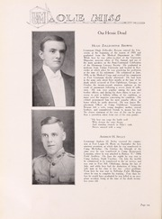 Page 14, 1919 Edition, University of Mississippi - Ole Miss Yearbook (Oxford, MS) online yearbook collection