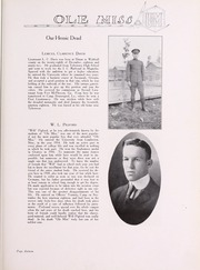 Page 17, 1919 Edition, University of Mississippi - Ole Miss Yearbook (Oxford, MS) online yearbook collection