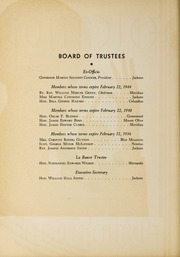 Page 14, 1933 Edition, University of Mississippi - Ole Miss Yearbook (Oxford, MS) online yearbook collection