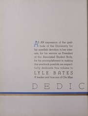 Page 14, 1936 Edition, University of Mississippi - Ole Miss Yearbook (Oxford, MS) online yearbook collection