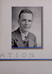 Page 15, 1936 Edition, University of Mississippi - Ole Miss Yearbook (Oxford, MS) online yearbook collection