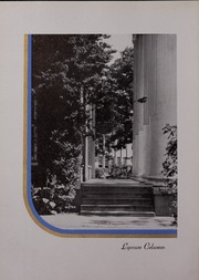 Page 8, 1936 Edition, University of Mississippi - Ole Miss Yearbook (Oxford, MS) online yearbook collection