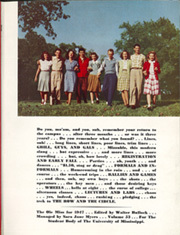Page 3, 1947 Edition, University of Mississippi - Ole Miss Yearbook (Oxford, MS) online yearbook collection