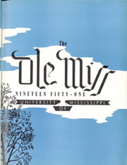 Page 5, 1951 Edition, University of Mississippi - Ole Miss Yearbook (Oxford, MS) online yearbook collection