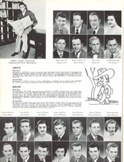 Page 54, 1952 Edition, University of Mississippi - Ole Miss Yearbook (Oxford, MS) online yearbook collection