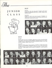 Page 62, 1952 Edition, University of Mississippi - Ole Miss Yearbook (Oxford, MS) online yearbook collection