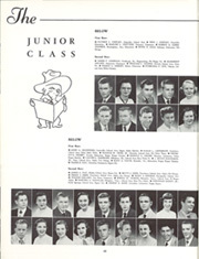 Page 64, 1952 Edition, University of Mississippi - Ole Miss Yearbook (Oxford, MS) online yearbook collection