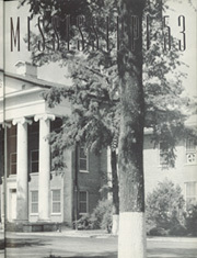 Page 5, 1953 Edition, University of Mississippi - Ole Miss Yearbook (Oxford, MS) online yearbook collection