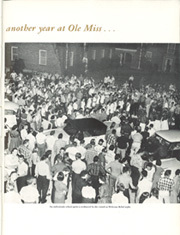 Page 11, 1957 Edition, University of Mississippi - Ole Miss Yearbook (Oxford, MS) online yearbook collection