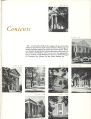 Page 7, 1957 Edition, University of Mississippi - Ole Miss Yearbook (Oxford, MS) online yearbook collection