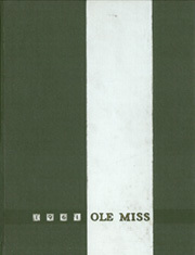 Page 1, 1961 Edition, University of Mississippi - Ole Miss Yearbook (Oxford, MS) online yearbook collection