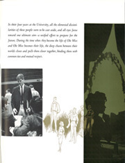 Page 13, 1961 Edition, University of Mississippi - Ole Miss Yearbook (Oxford, MS) online yearbook collection