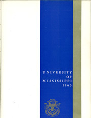 Page 3, 1963 Edition, University of Mississippi - Ole Miss Yearbook (Oxford, MS) online yearbook collection