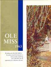 Page 4, 1963 Edition, University of Mississippi - Ole Miss Yearbook (Oxford, MS) online yearbook collection