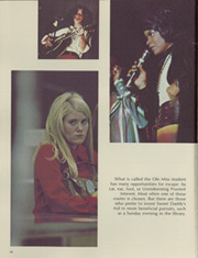 Page 12, 1971 Edition, University of Mississippi - Ole Miss Yearbook (Oxford, MS) online yearbook collection