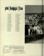 Page 208, 1972 Edition, University of Mississippi - Ole Miss Yearbook (Oxford, MS) online yearbook collection