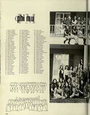 Page 212, 1972 Edition, University of Mississippi - Ole Miss Yearbook (Oxford, MS) online yearbook collection