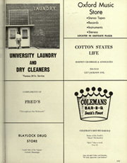 Page 353, 1972 Edition, University of Mississippi - Ole Miss Yearbook (Oxford, MS) online yearbook collection