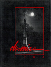 University of Mississippi - Ole Miss Yearbook (Oxford, MS) online yearbook collection, 1983 Edition, Page 1