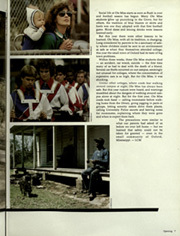 Page 11, 1985 Edition, University of Mississippi - Ole Miss Yearbook (Oxford, MS) online yearbook collection