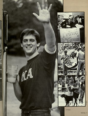 Page 9, 1985 Edition, University of Mississippi - Ole Miss Yearbook (Oxford, MS) online yearbook collection