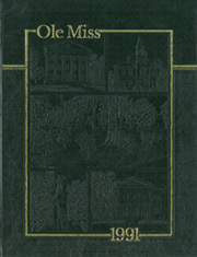 University of Mississippi - Ole Miss Yearbook (Oxford, MS) online yearbook collection, 1991 Edition, Page 1