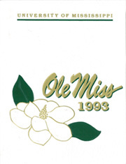 University of Mississippi - Ole Miss Yearbook (Oxford, MS) online yearbook collection, 1993 Edition, Page 1
