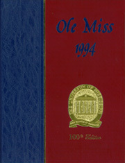1994 Edition, University of Mississippi - Ole Miss Yearbook (Oxford, MS)
